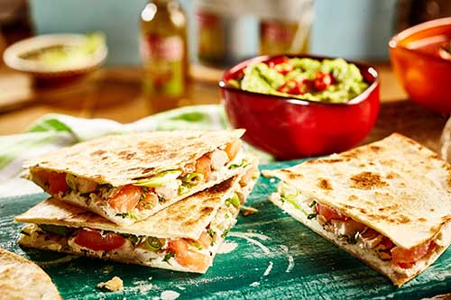 Small Business Passion: Quesadillas